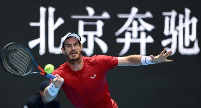 China Open: Murray Reaches Quarter-Final
