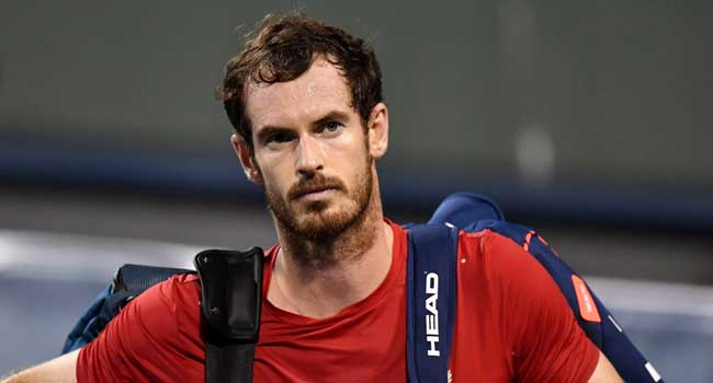 Injury Forces Murray To Shelve Pre-Season Training