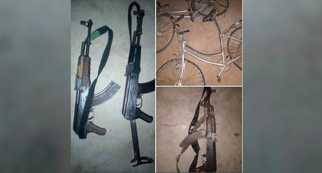 Troops Ambush Terrorists, Kill Three Insurgents In Borno