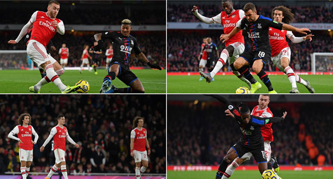 Crystal Palace Hold Arsenal As Emery's Problems Increase