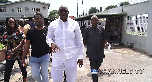 Alleged Money Laundering: Bank Official Testifies In Fayose's Case
