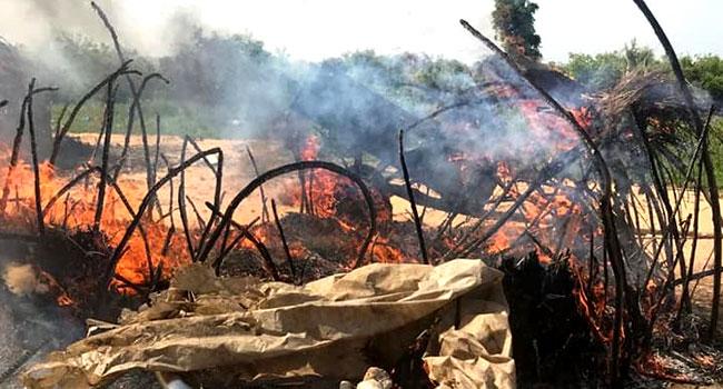 27 Bandits Killed By Troops Of Operation Hadarin Daji Along Katsina-Zamfara Border