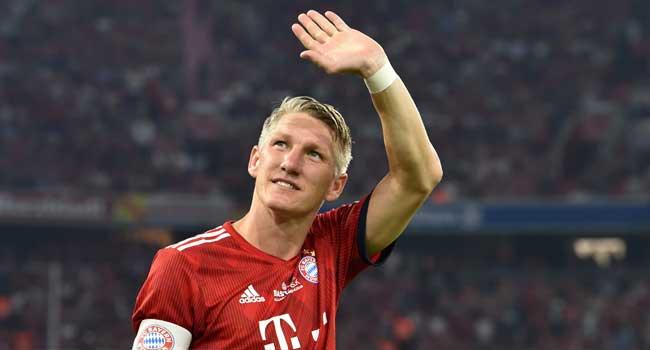 Germany's World Cup Winner Schweinsteiger Announces Retirement