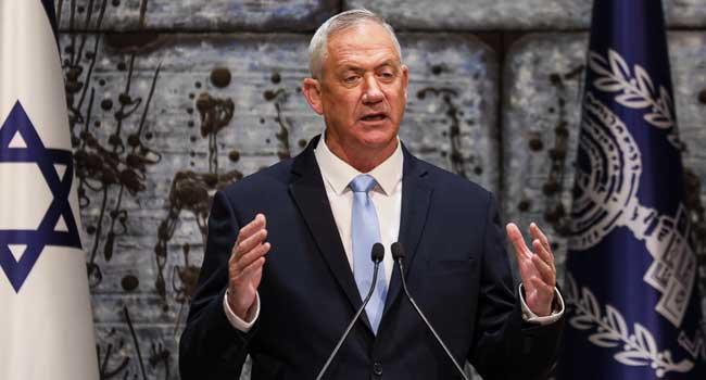Israeli President Tasks Benny Gantz With Forming Government