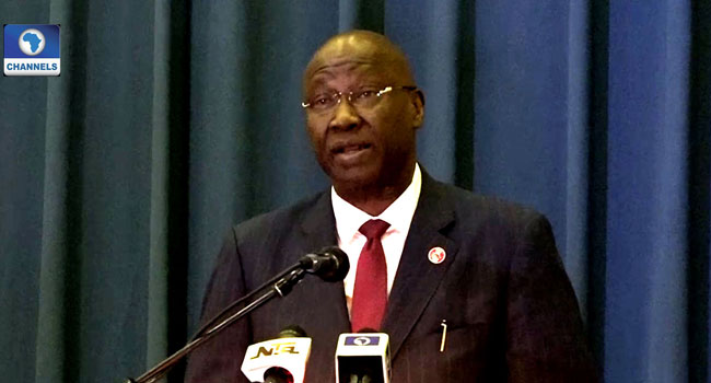 SGF Warns Against Using His Office For False And Fraudulent Information