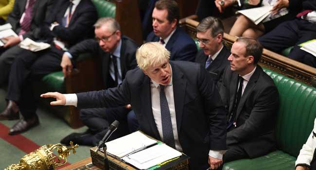 Brexit: Boris Johnson Offers Dec 12 For Snap Election
