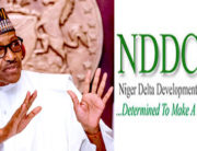 President Buhari ordered a forensic audit of NDDC operations in 2019.