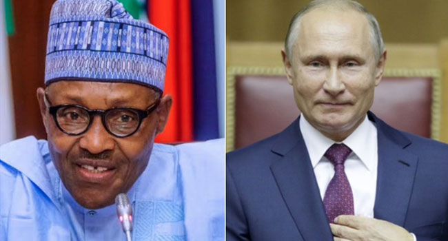Buhari To Meet Putin In Russia