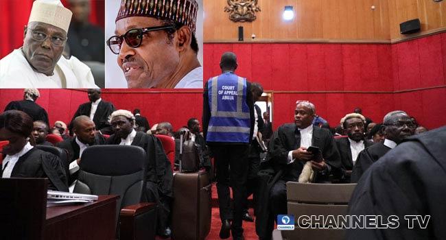 Atiku Vs Buhari: Supreme Court Fixes Date To Hear Appeal