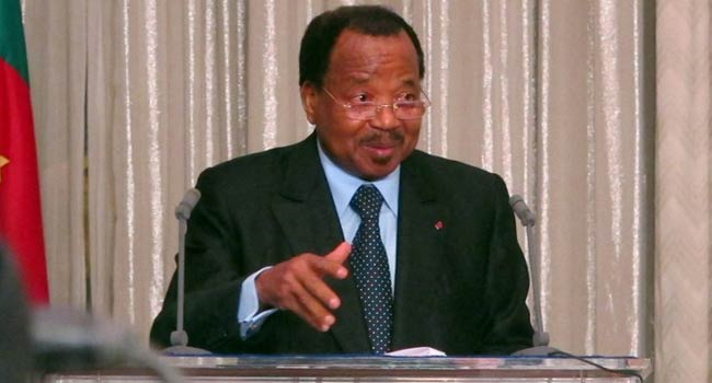 Biya Sets Feb 9 For Cameroon's Parliamentary Elections