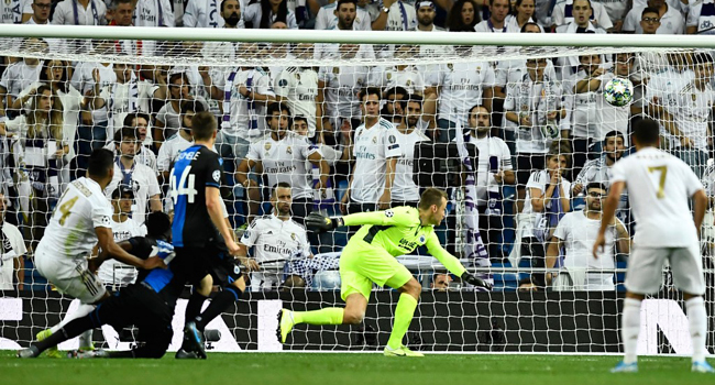 Casemiro Saves Real Madrid Against Club Brugge