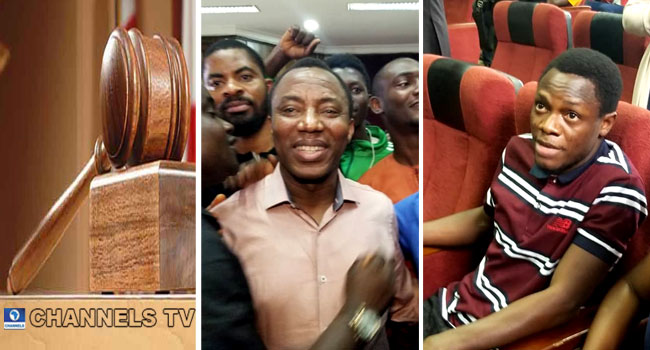 Court Grants Sowore, Bakare N150m Bail