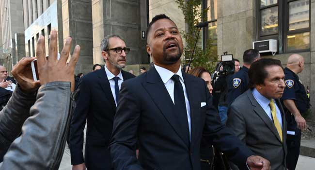 Cuba Gooding Jr Denies Groping Two Women