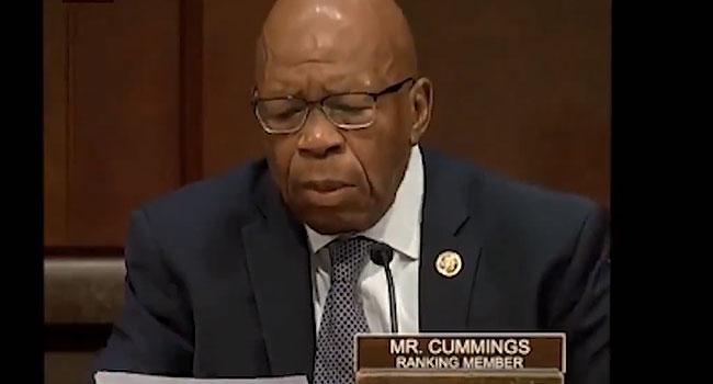 Democrat Cummings, At Center Of Trump Inquiry, Dies At 68