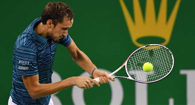 Shanghai Masters: Medvedev Reaches Sixth Final