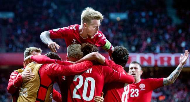 Euro Qualifiers: Denmark Edge Switzerland After Ireland Draw