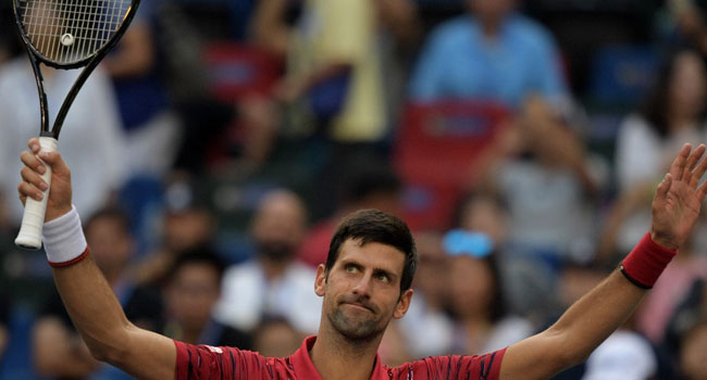 Djokovic Ramps Up Shanghai Masters Title Defence