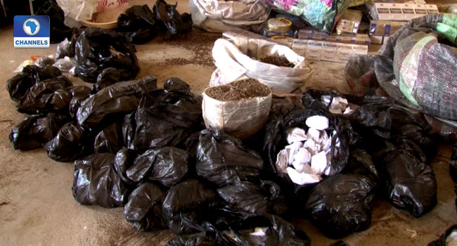 Over 600 Suspected Drug Traffickers Arrested In Katsina
