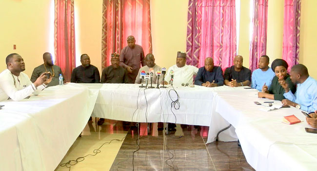 Edo Assembly Crisis: 14 Members Seek Buhari's Intervention