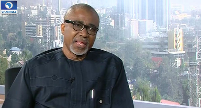 All Criminal Elements Coming Into Nigeria Must Be Flushed Out – Abaribe