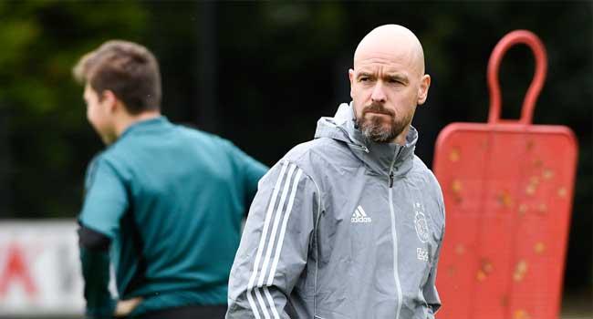 Ten Hag Targets Champions League Triumph With Ajax