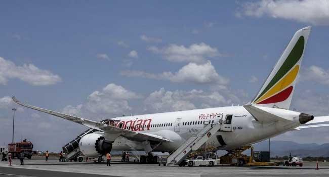 Ethiopian Airlines Jet Makes Emergency Landing In Senegal