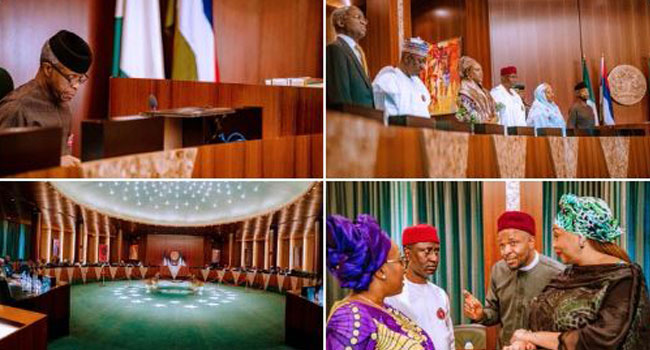 FEC Approves Change Of Name For Ministry Of Communications