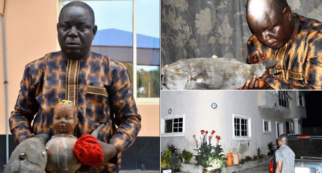 Juju Scam: Court Remands Fake Native Doctor, Two Others In Prison