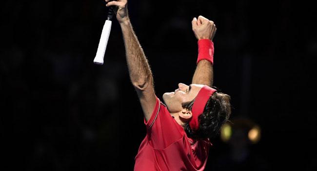 Federer Wins Basel ATP Title For 10th Time