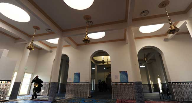Two Injured As Gunman Attacks French Mosque