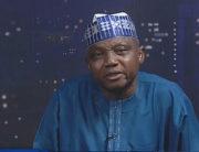 Presidential Spokesman, Garba Shehu