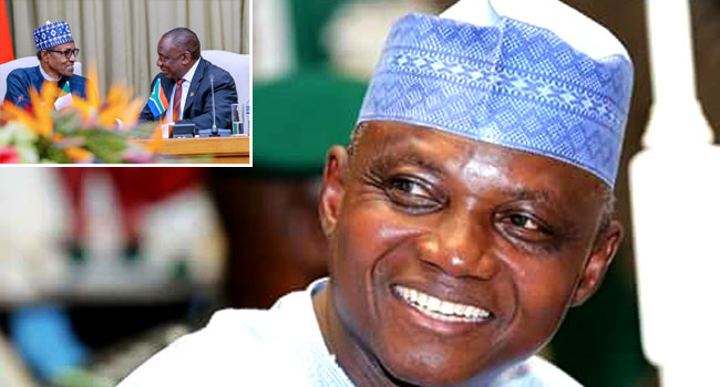 Xenophobia: Garba Shehu Outlines 'Key Takeaways' From Buhari's Visit To South Africa