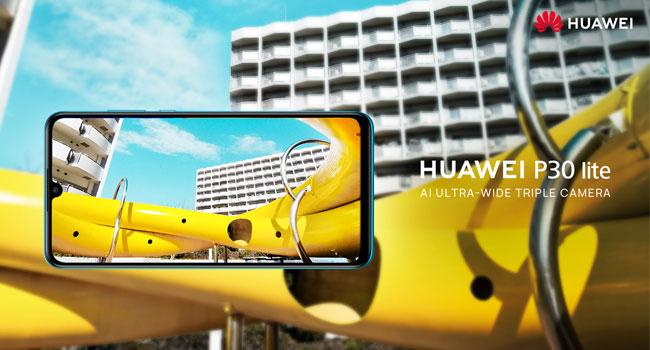 Low-Price, High-Specs: Meet the HUAWEI P30 Lite