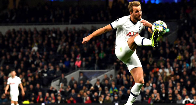 Kane Challenges Tottenham To Bring Champions League Spirit Into Premier League