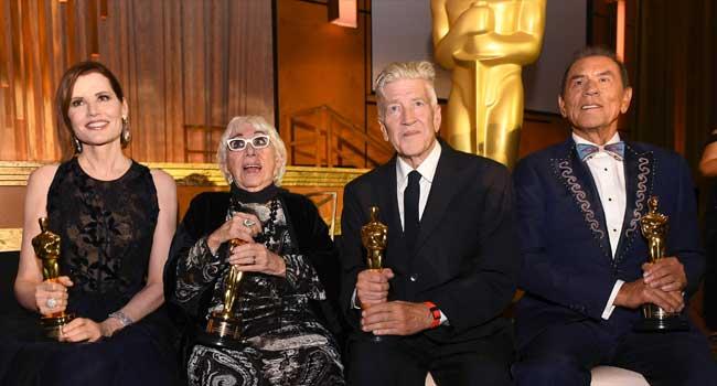 Oscar Honorees Target Hollywood Gender Equality