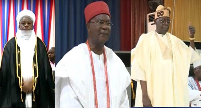 Sultan, Obi Of Onitsha, Tinubu, Others Bag Honourary Degrees In ABUAD
