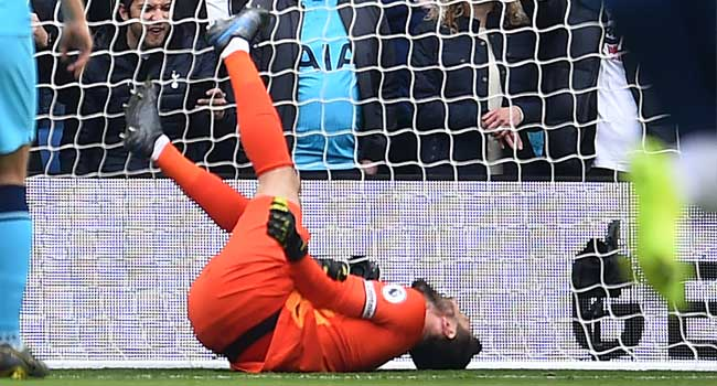 Lloris Out For Two Months, Says Deschamps
