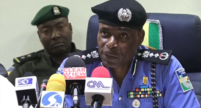 The Dynamics Of Crime In Nigeria Has Become Increasingly Complex – IGP