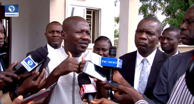 Corruption: I Don't Care Who You Are, I'll Go After You – Magu