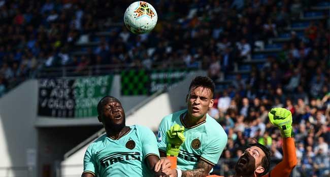 Inter Milan Keep Pace With Juventus As Sampdoria Hold Roma