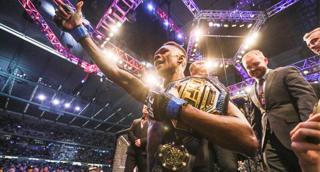 Israel Adesanya Defeats Yoel Romero To Retain UFC Belt