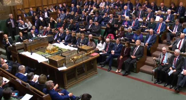 Brexit: UK Parliament Speaker Blocks Holding Of New Vote