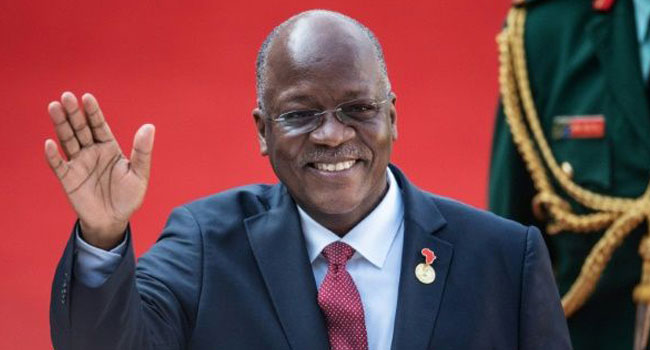 Tanzanian President Backs Official Who Caned School Pupils