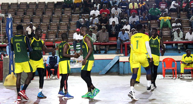 Volleyball League: COAS Spikers, Kada Kings Win On Matchday Two