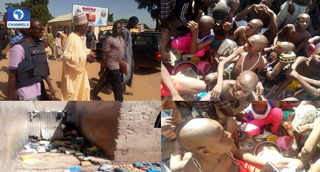 Updated: Police Uncover 'Rehabilitation Centre' With Chained, Maltreated Children In Daura