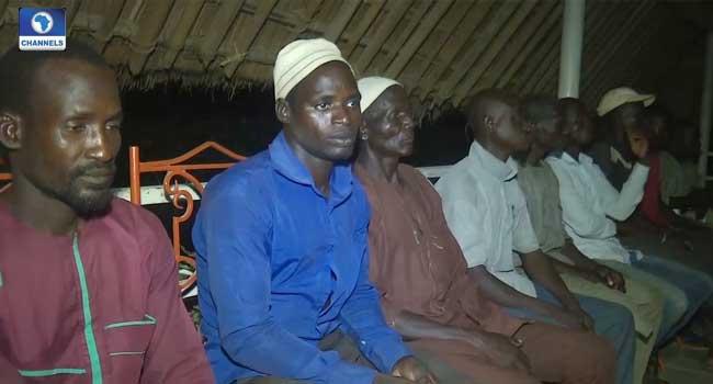 31 Victims Trafficked From Zamfara, Katsina Return Home