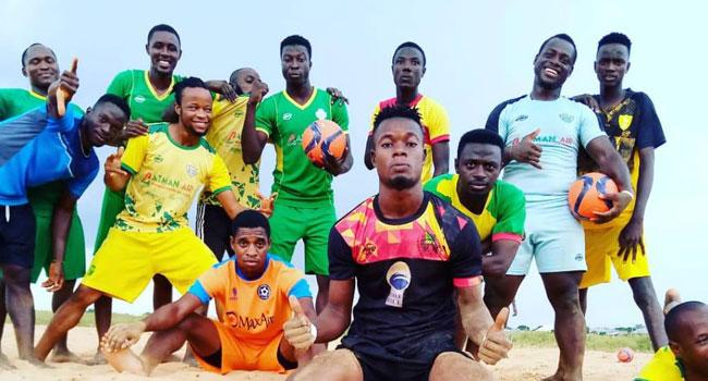 Kebbi Beach Soccer Team Ready For Turkey Tournament
