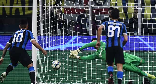 Champions League: Inter Milan Beat Dortmund, Boost Last 16 Hopes