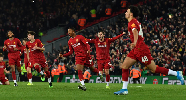 'A Season For The Ages': Liverpool Owner Henry Salutes Title Triumph