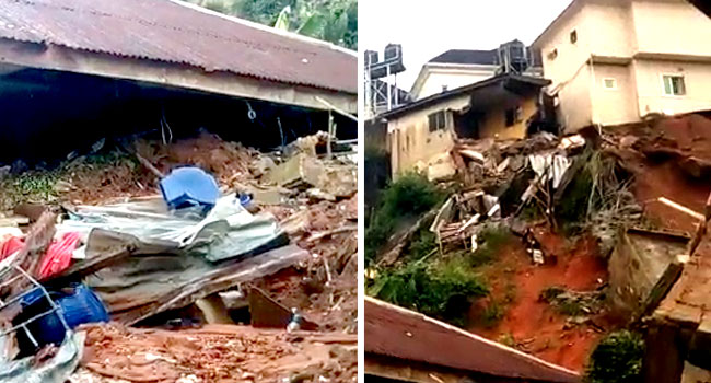 Four Killed In Magodo Building Collapse